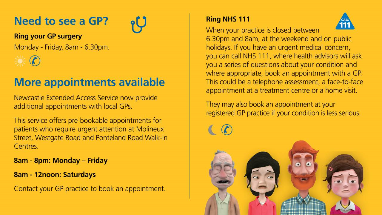 Westerhope Medical Group - Information about the doctors